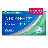 Air Optix plus HydraGlyde Astigmatism 3 lentes
