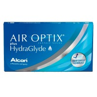 Lentes de Contacto Air Optix plus HydraGlyde 3 UN