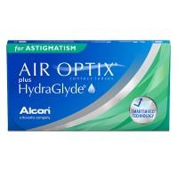 Lentes de Contacto Air Optix plus HydraGlyde Astigmatism 3 UN