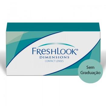 Lentes de Contacto FreshLook Dimensions Neutra 2 UN