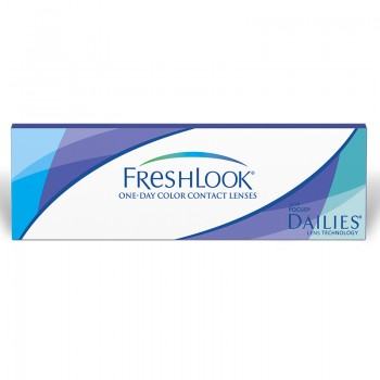 Lentes de Contacto FreshLook One Day 10 UN