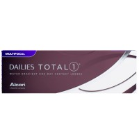 Dailies Total 1 Multifocal 30 Lentes