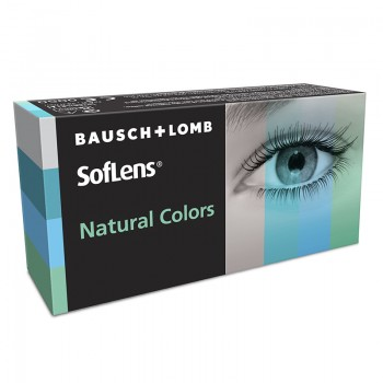 SofLens Natural Colors 2 lentes