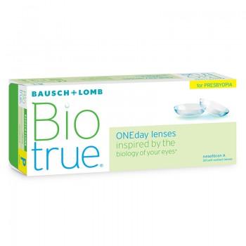 Biotrue One Day for Presbyopia 30 lentes