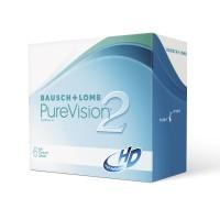 Lentes de Contacto PureVision 2HD 6 UN