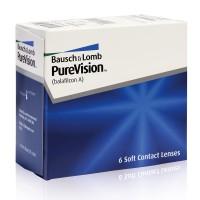 PureVision 6 lentes