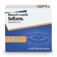 Lentes de Contacto SofLens Toric 6 UN