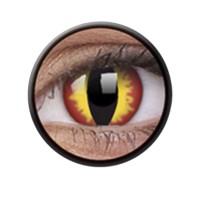 Crazy Lens Diárias Dragon Eyes - 2 Lentes