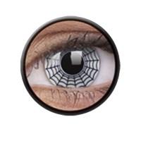 Crazy Lens Anuais Spider - 2 Lentes