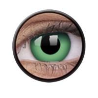 Crazy Lens Anuais Emerald Green - 2 Lentes