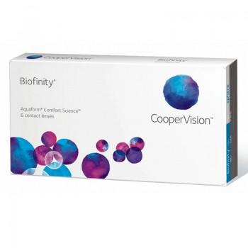 Lentes de Contacto Biofinity 3 UN