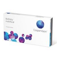 Biofinity Multifocal 3 lentes