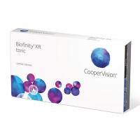 Biofinity XR Toric 6 lentes