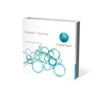 Lentes de Contacto Biomedics 1 Day Extra 90 UN.
