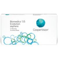 Biomedics 55 Evolution 6 lentes