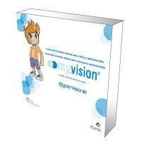 Lentes de Contacto My Vision 90 UN.
