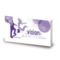 Lentes de Contacto My. Vision Max+ 6 UN.