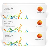 Proclear 1 Day Multifocal 90 Lentes