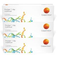 Lentes de Contacto Proclear 1 Day Multifocal 90 UN.