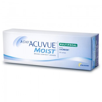 1 Day Acuvue Moist Multifocal 30 lentes
