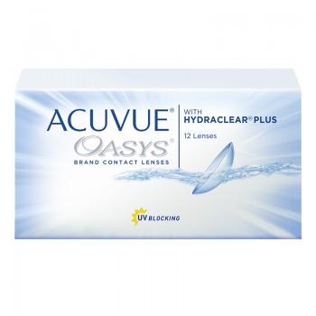 Lentes de Contacto Acuvue Oasys 12 UN.