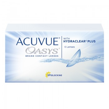 Acuvue Oasys 6 lentes