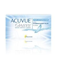 Lentes de Contacto Acuvue Oasys Astigmatism 6 UN.