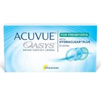 Acuvue Oasys Presbiopia 6 lentes